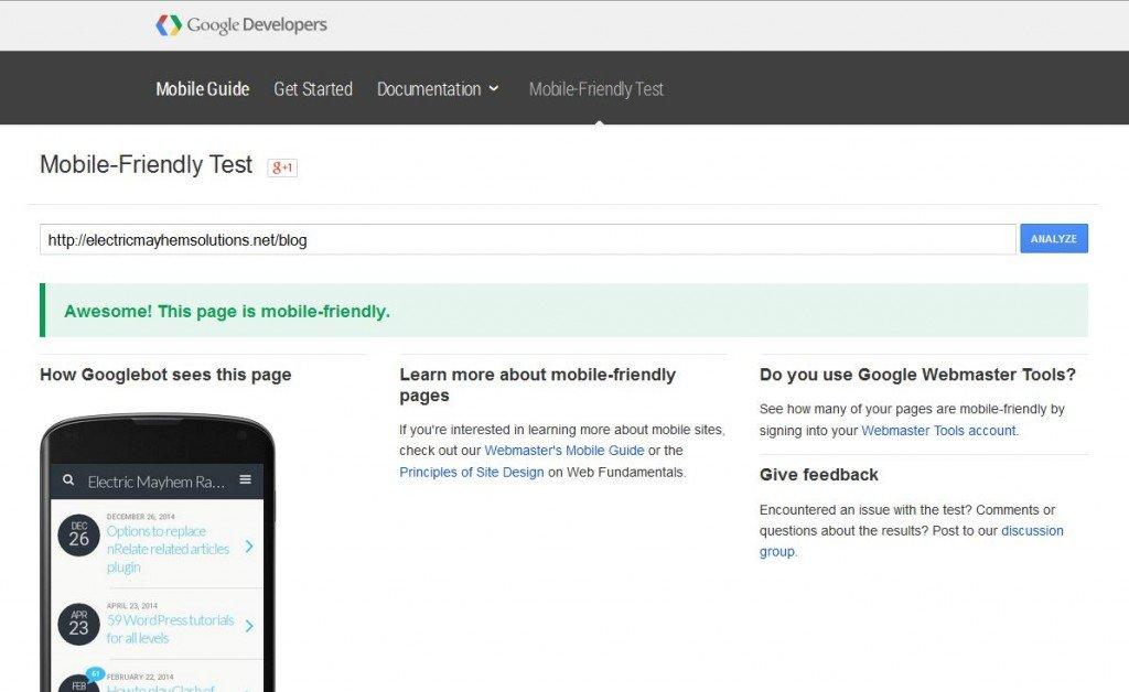 wordpress-mobile-friendly